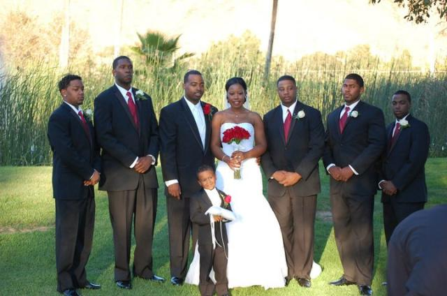 Ashley and Jamoy our favorite Golf Club Weddings